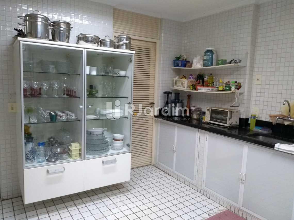 cozinha  - Apartamento Residencial Copacabana - LAAP40620 - 29