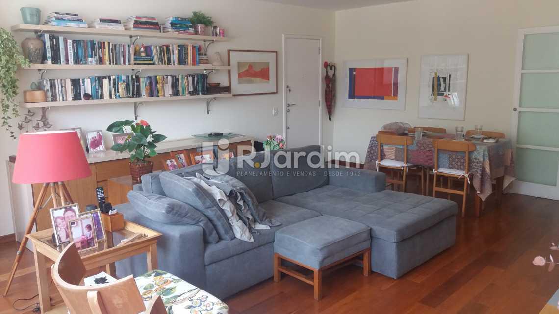 Sala - Apartamento Copacabana 2 Quartos Compra Venda Avaliação Imóveis - LAAP21098 - 5