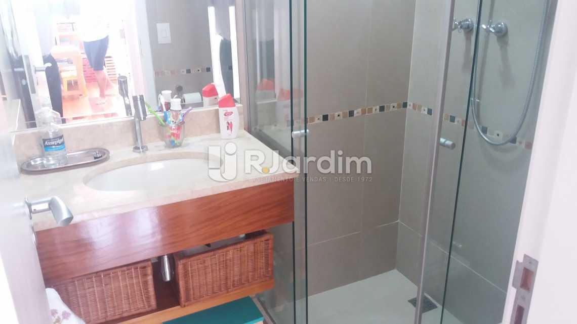 Banheiro - Apartamento Copacabana 2 Quartos Compra Venda Avaliação Imóveis - LAAP21098 - 10