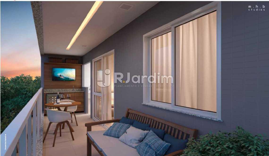 UPPER - UPPER Smart Apartamento Grajaú 2 Quartos - LAAP21100 - 4
