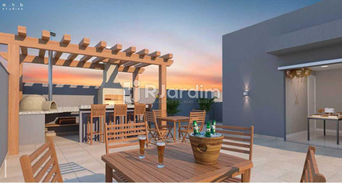 UPPER - UPPER Smart Apartamento Grajaú 2 Quartos - LAAP21100 - 6