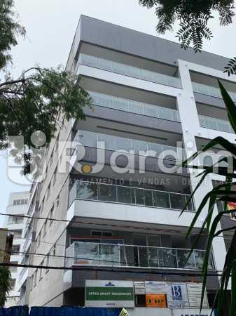 Fachada - UPPER Smart Apartamento Grajaú 2 Quartos - LAAP21100 - 3