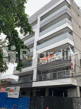 Fachada - UPPER Smart Apartamento Grajaú 2 Quartos - LAAP21100 - 1