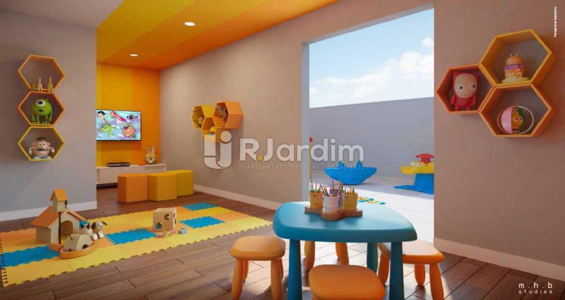 UPPER - UPPER SMART Apartamento Grajaú 3 Quartos - LAAP31564 - 11