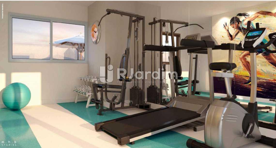 UPPER - UPPER SMART Apartamento Grajaú 3 Quartos - LAAP31564 - 12