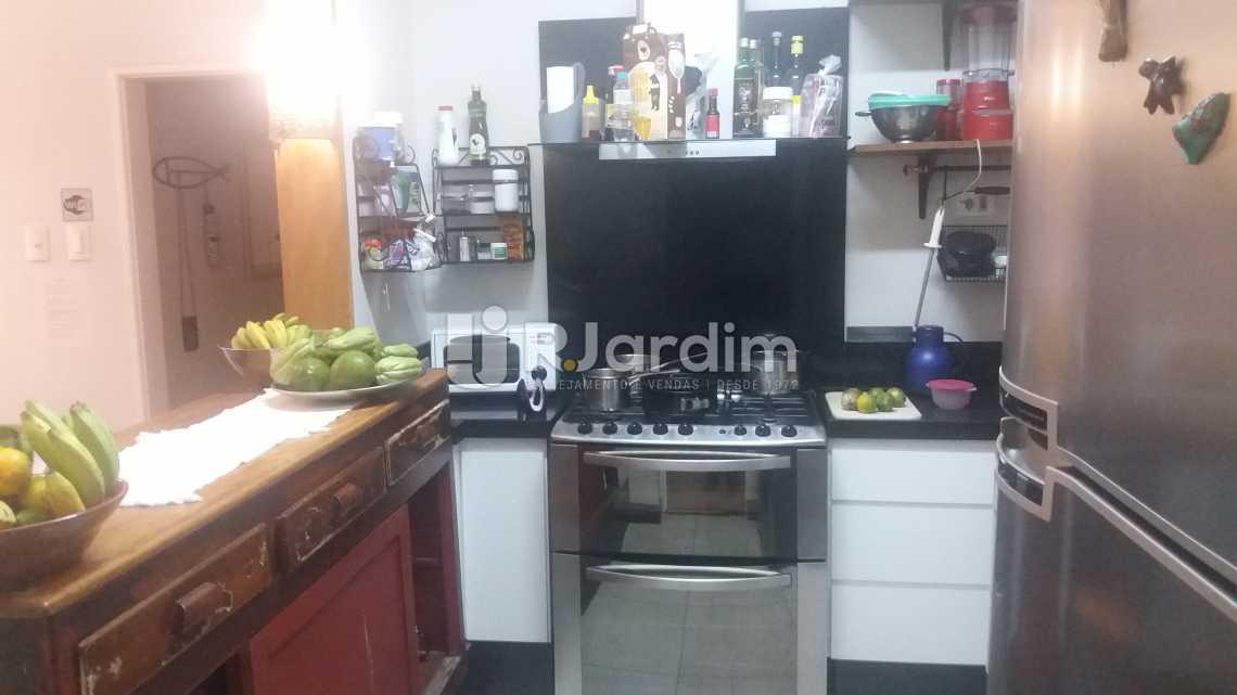 Cozinha - Compra Venda Apartamento Copacabana 3 Quartos - LAAP31566 - 7