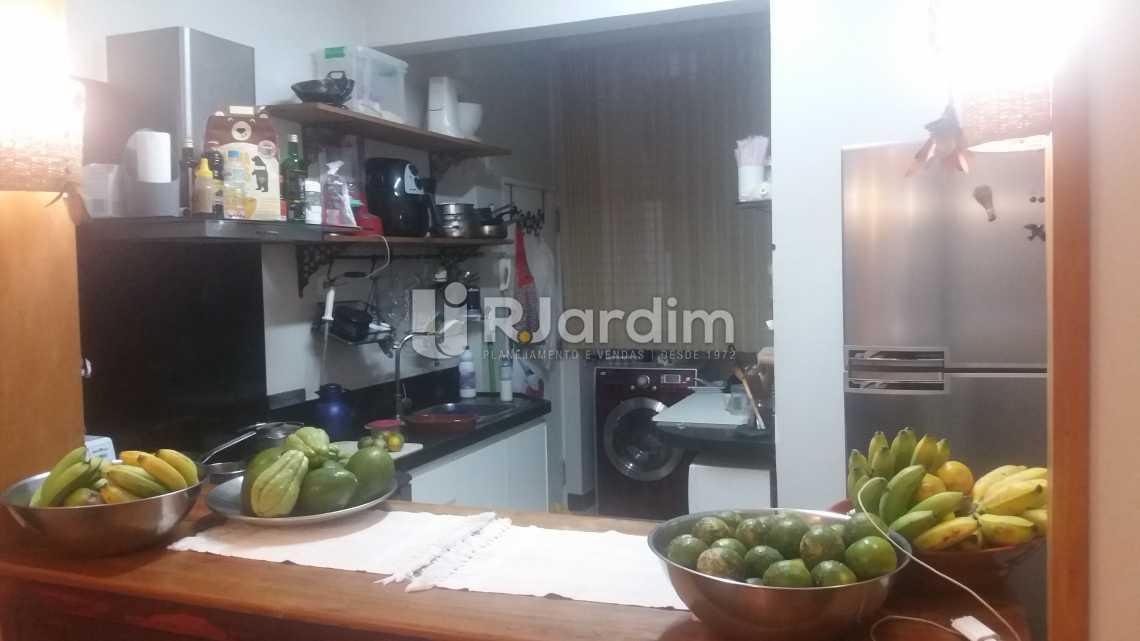 Cozinha - Compra Venda Apartamento Copacabana 3 Quartos - LAAP31566 - 8