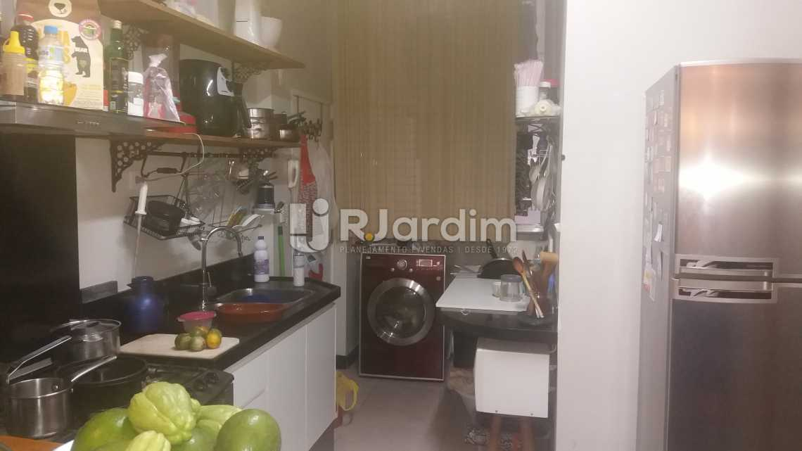 Cozinha - Compra Venda Apartamento Copacabana 3 Quartos - LAAP31566 - 10