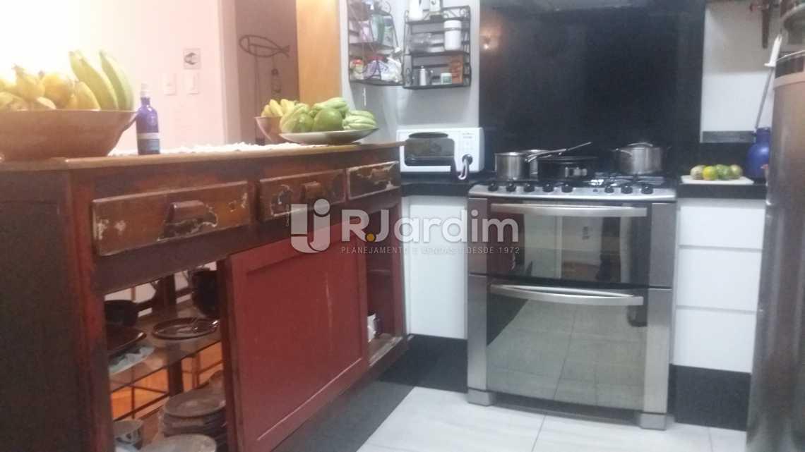 Cozinha - Compra Venda Apartamento Copacabana 3 Quartos - LAAP31566 - 21