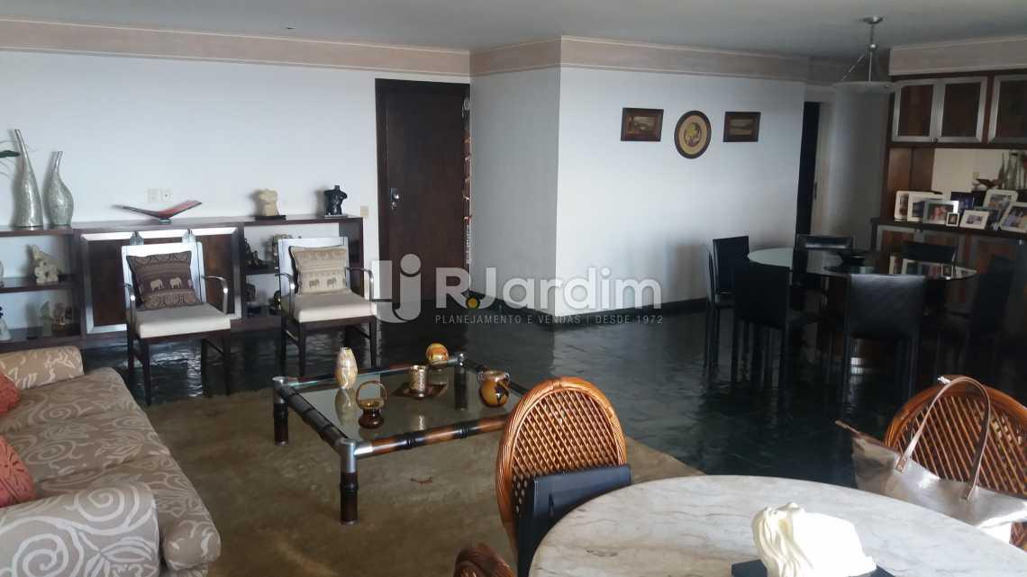 Sala - Compra Venda Apartamento Ipanema 4 Quartos - LAAP40624 - 4