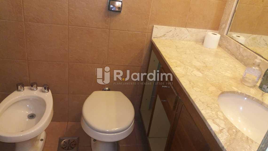 Banheiro social - Compra Venda Apartamento Ipanema 4 Quartos - LAAP40624 - 11
