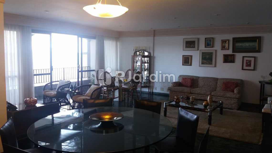 Sala - Compra Venda Apartamento Ipanema 4 Quartos - LAAP40624 - 20