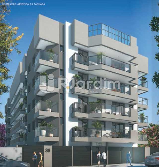 TYPE TIJUCA - Apartamento 2 quartos à venda Maracanã, Zona Norte - Grande Tijuca,Rio de Janeiro - R$ 522.054 - LAAP21106 - 1