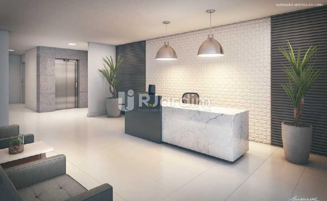 TYPE TIJUCA - Apartamento 2 quartos à venda Maracanã, Zona Norte - Grande Tijuca,Rio de Janeiro - R$ 522.054 - LAAP21106 - 3