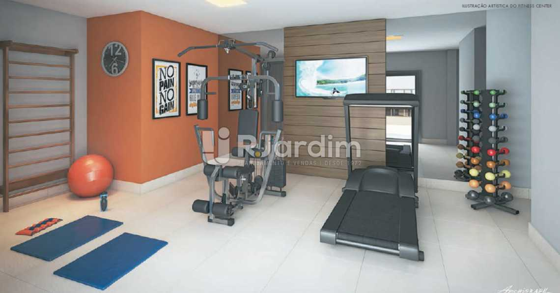 TYPE TIJUCA - Apartamento 2 quartos à venda Maracanã, Zona Norte - Grande Tijuca,Rio de Janeiro - R$ 522.054 - LAAP21106 - 6
