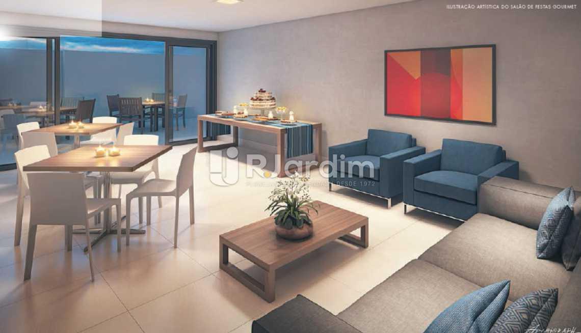 TYPE TIJUCA - Apartamento 2 quartos à venda Maracanã, Zona Norte - Grande Tijuca,Rio de Janeiro - R$ 522.054 - LAAP21106 - 9