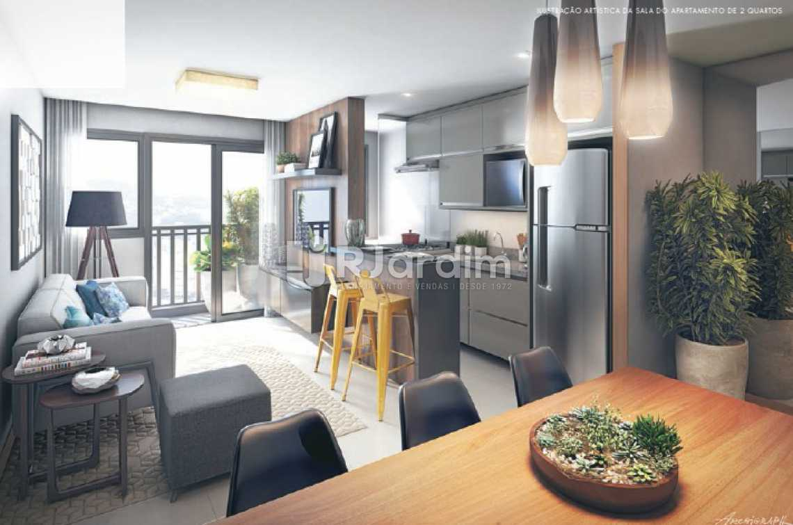 TYPE TIJUCA - Apartamento 2 quartos à venda Maracanã, Zona Norte - Grande Tijuca,Rio de Janeiro - R$ 522.054 - LAAP21106 - 10