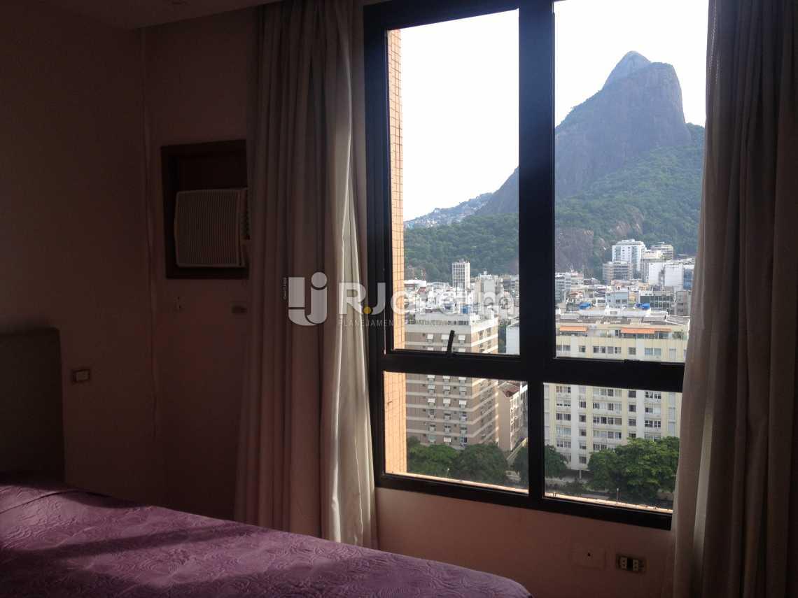 Quarto - Flat Para Alugar - Leblon - Rio de Janeiro - RJ - LAFL10068 - 23