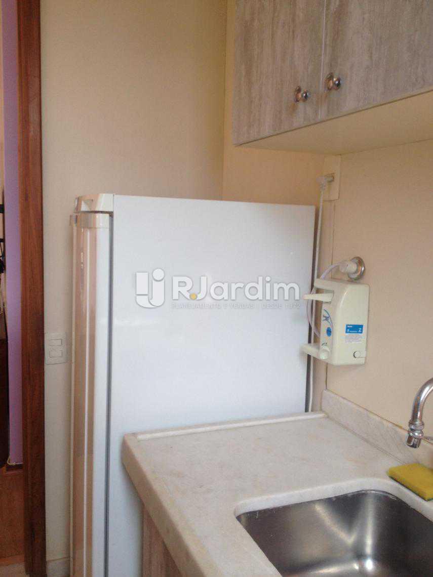 Cozinha  - Flat Para Alugar - Leblon - Rio de Janeiro - RJ - LAFL10068 - 11