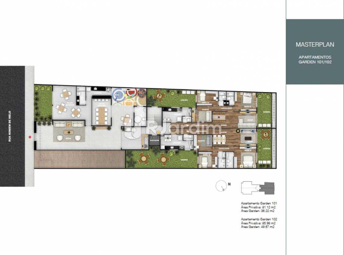 PRIME TIJUCA - Apartamento Tijuca, Zona Norte - Grande Tijuca,Rio de Janeiro, RJ À Venda, 3 Quartos, 135m² - LAAP31574 - 4