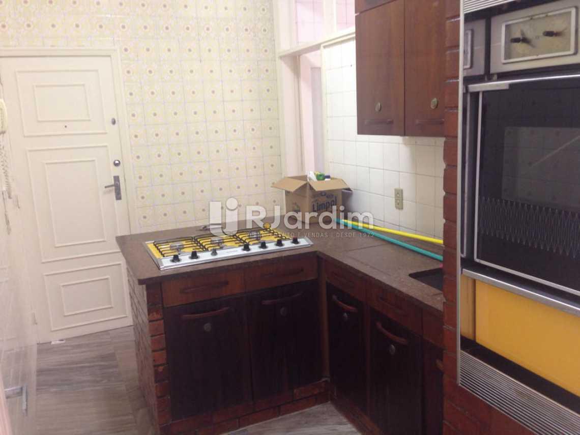 Cozinha - Apartamento Lagoa 3 Quartos Aluguel Administração Imóveis - LAAP31575 - 18