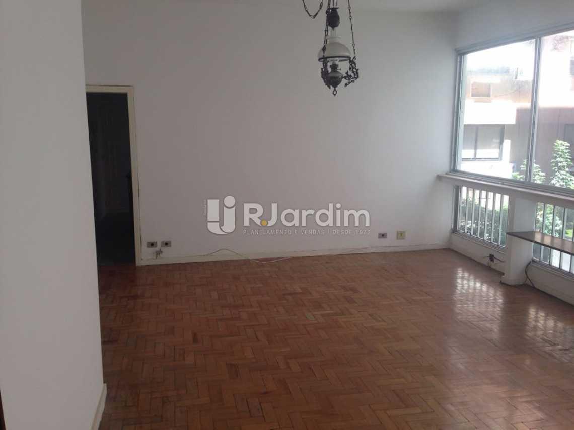 Sala - Apartamento Lagoa 3 Quartos Aluguel Administração Imóveis - LAAP31575 - 3