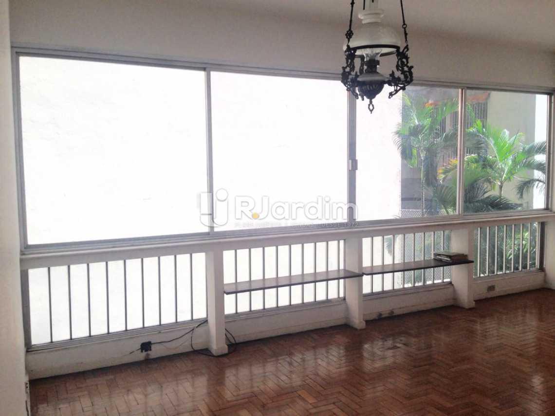 Sala - Apartamento Lagoa 3 Quartos Aluguel Administração Imóveis - LAAP31575 - 4