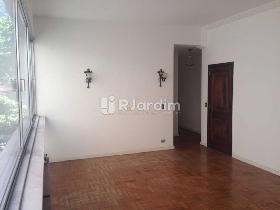 Sala - Apartamento Lagoa 3 Quartos Aluguel Administração Imóveis - LAAP31575 - 5