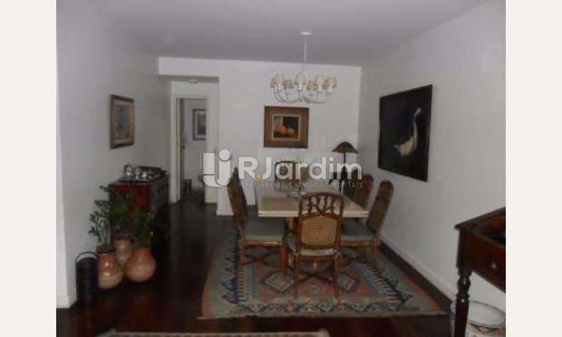 Sala - Apartamento À Venda - Gávea - Rio de Janeiro - RJ - LAAP32054 - 3