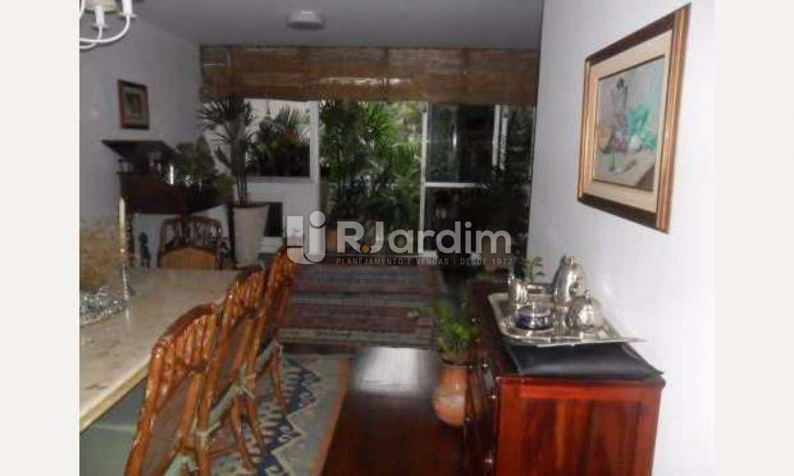 Sala - Apartamento À Venda - Gávea - Rio de Janeiro - RJ - LAAP32054 - 5