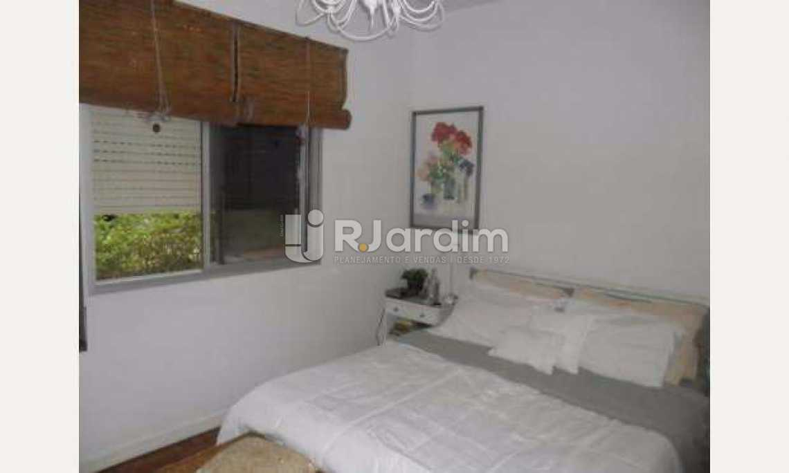 Quarto 1 - Apartamento À Venda - Gávea - Rio de Janeiro - RJ - LAAP32054 - 10