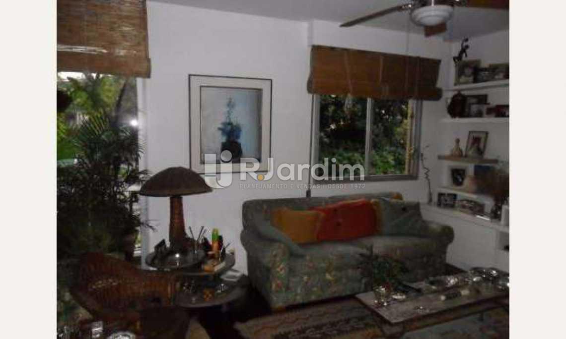 Sala - Apartamento À Venda - Gávea - Rio de Janeiro - RJ - LAAP32054 - 1