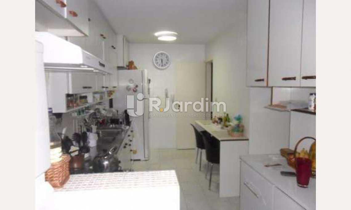 Cozinha - Apartamento À Venda - Gávea - Rio de Janeiro - RJ - LAAP32054 - 7