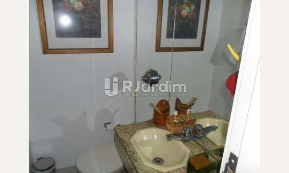 Banheiro 1 - Apartamento À Venda - Gávea - Rio de Janeiro - RJ - LAAP32054 - 11