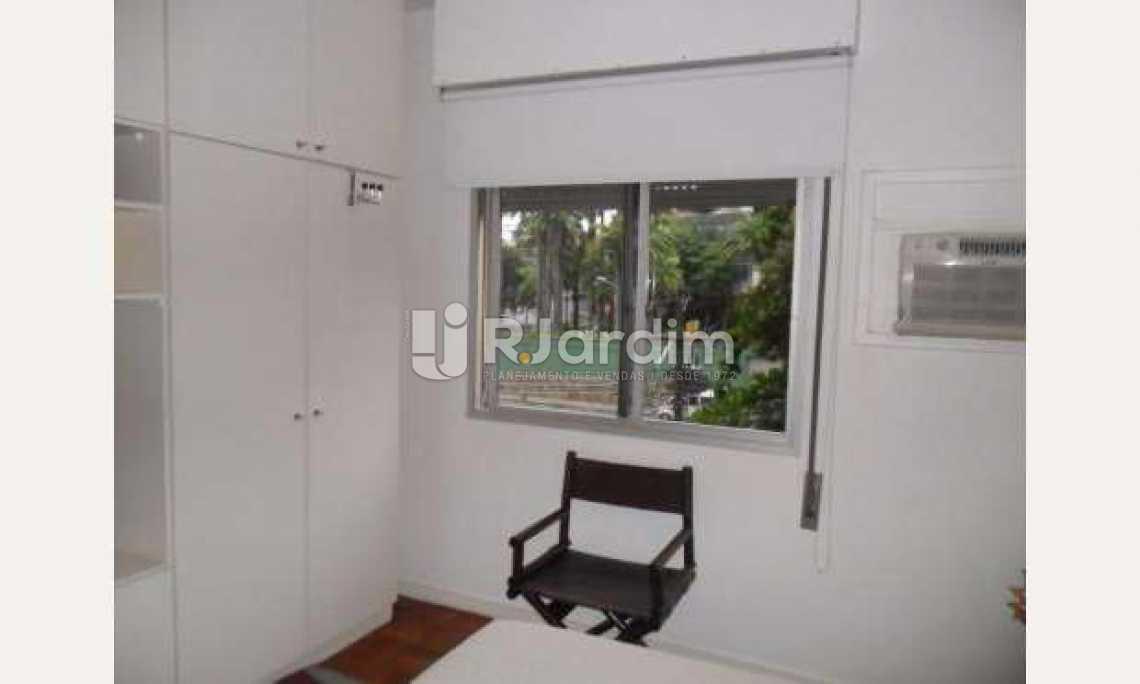 Quarto 2 - Apartamento À Venda - Gávea - Rio de Janeiro - RJ - LAAP32054 - 13