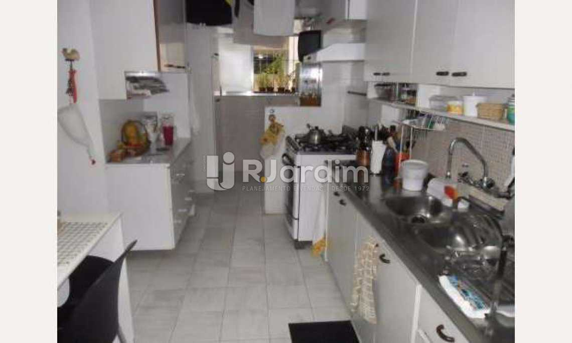 Cozinha - Apartamento À Venda - Gávea - Rio de Janeiro - RJ - LAAP32054 - 8