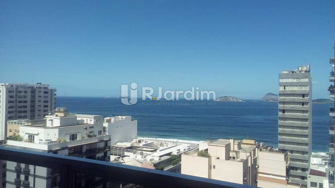 Vista Frontal - Compra Venda Apartamento Ipanema 4 Quartos - LAAP31600 - 1