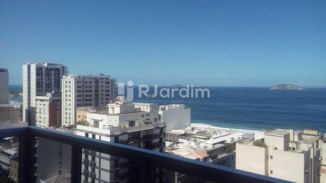 Vista  Frontal - Compra Venda Apartamento Ipanema 4 Quartos - LAAP31600 - 4