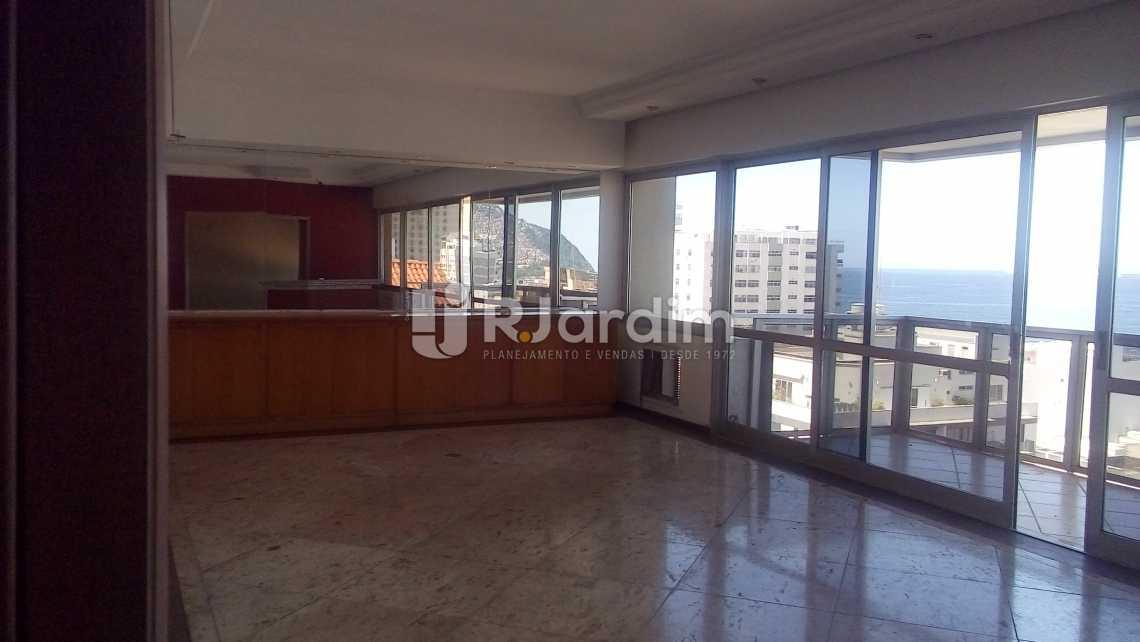Salão - Compra Venda Apartamento Ipanema 4 Quartos - LAAP31600 - 7