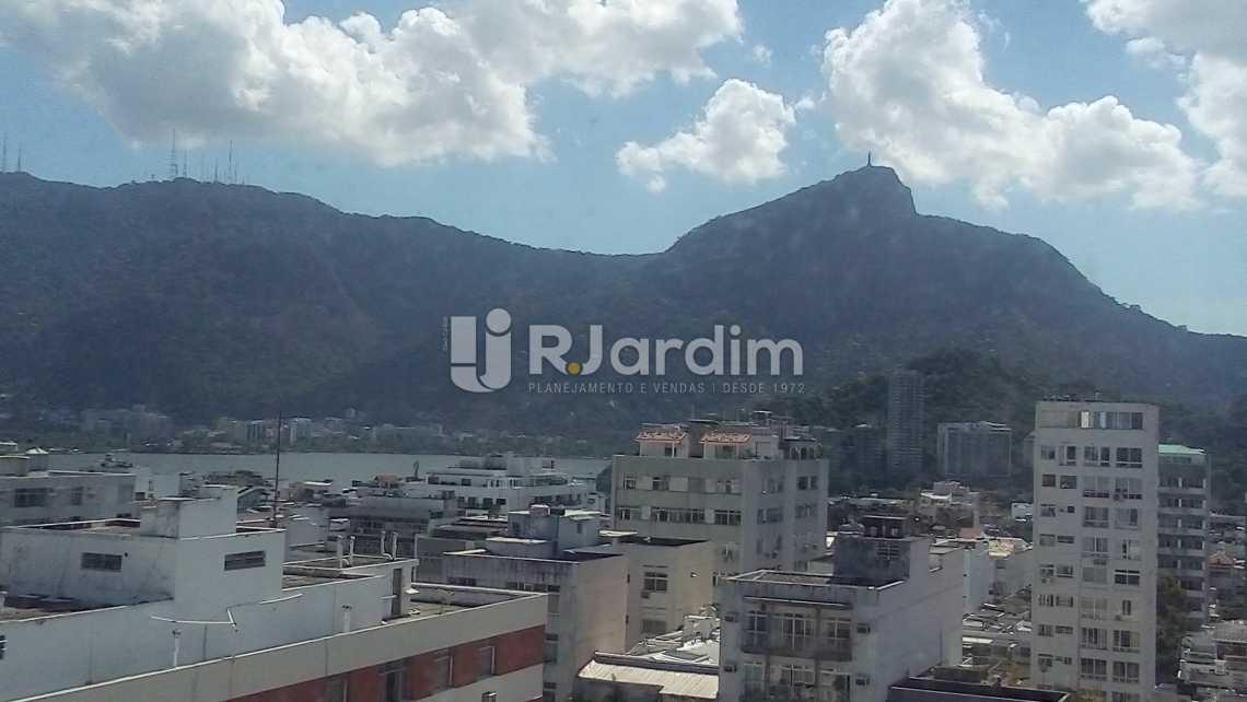 Vista dos Fundos - Compra Venda Apartamento Ipanema 4 Quartos - LAAP31600 - 15