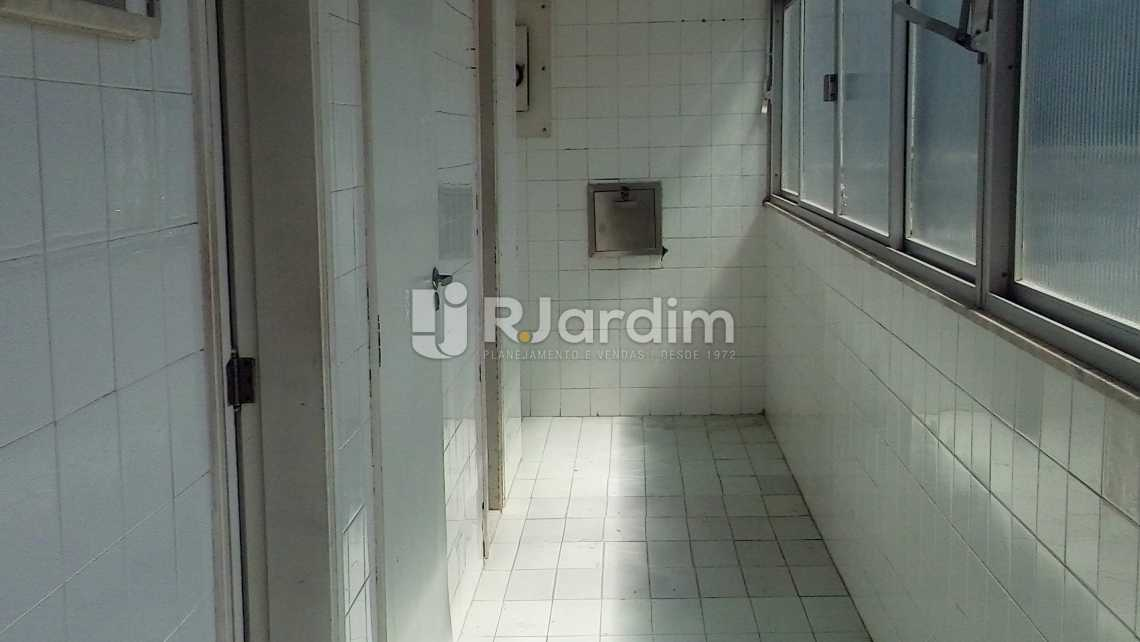 área - Compra Venda Apartamento Ipanema 4 Quartos - LAAP31600 - 20