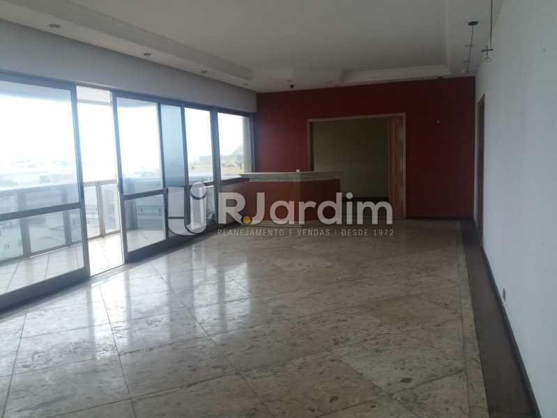 Salão - Compra Venda Apartamento Ipanema 4 Quartos - LAAP31600 - 5