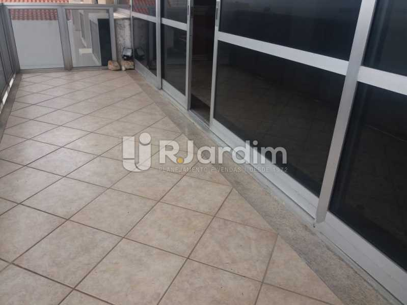 Varanda - Compra Venda Apartamento Ipanema 4 Quartos - LAAP31600 - 30