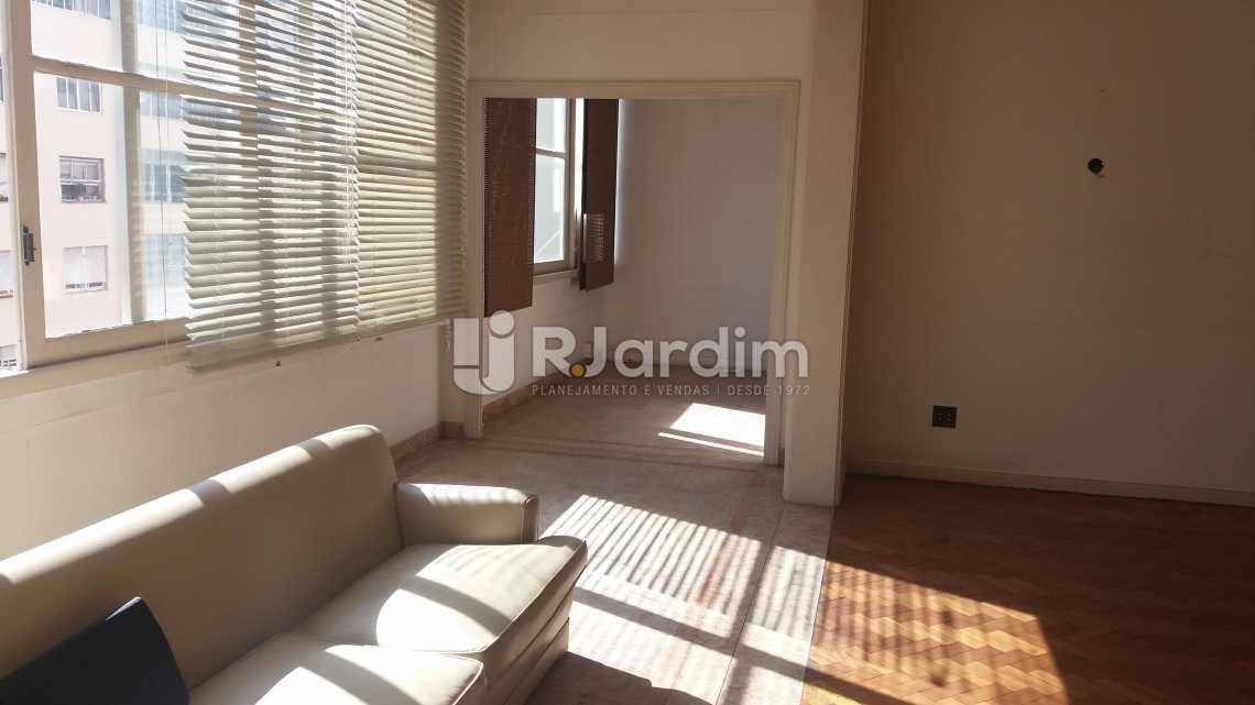 Living - Apartamento à venda Rua Constante Ramos,Copacabana, Zona Sul,Rio de Janeiro - R$ 2.680.000 - LAAP40631 - 5
