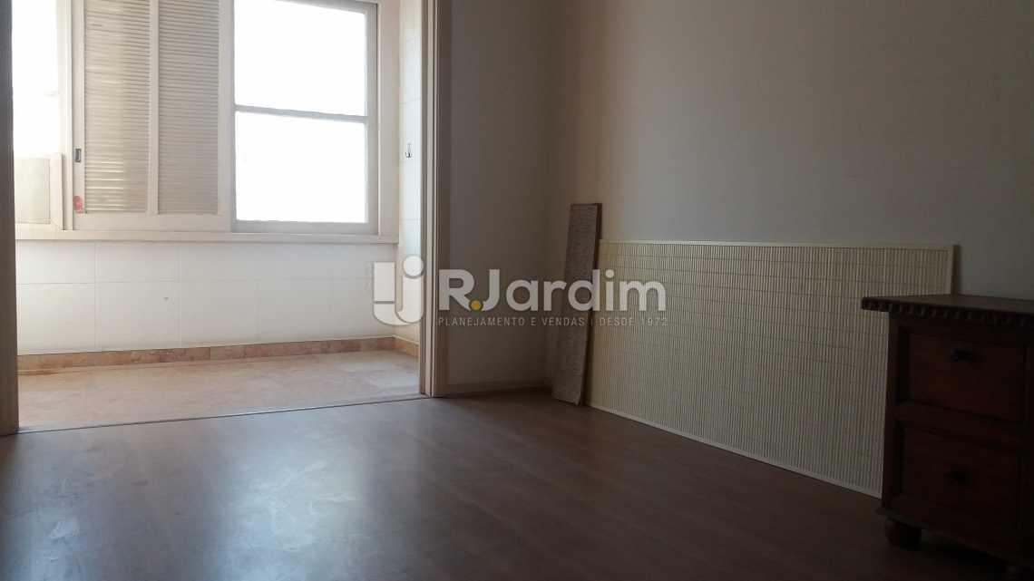 Quarto - Apartamento à venda Rua Constante Ramos,Copacabana, Zona Sul,Rio de Janeiro - R$ 2.680.000 - LAAP40631 - 10