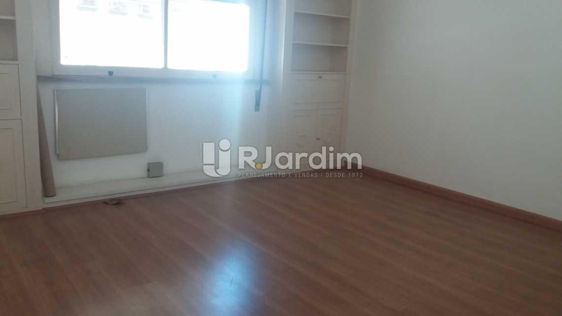 Quarto - Apartamento à venda Rua Constante Ramos,Copacabana, Zona Sul,Rio de Janeiro - R$ 2.680.000 - LAAP40631 - 16