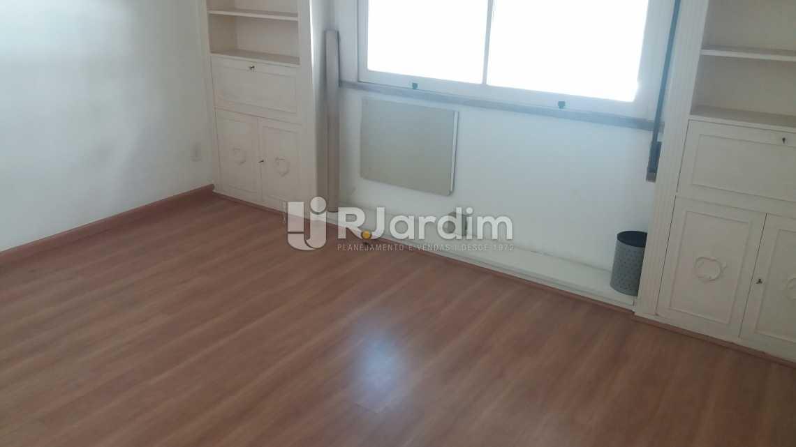 Quarto - Apartamento à venda Rua Constante Ramos,Copacabana, Zona Sul,Rio de Janeiro - R$ 2.680.000 - LAAP40631 - 17