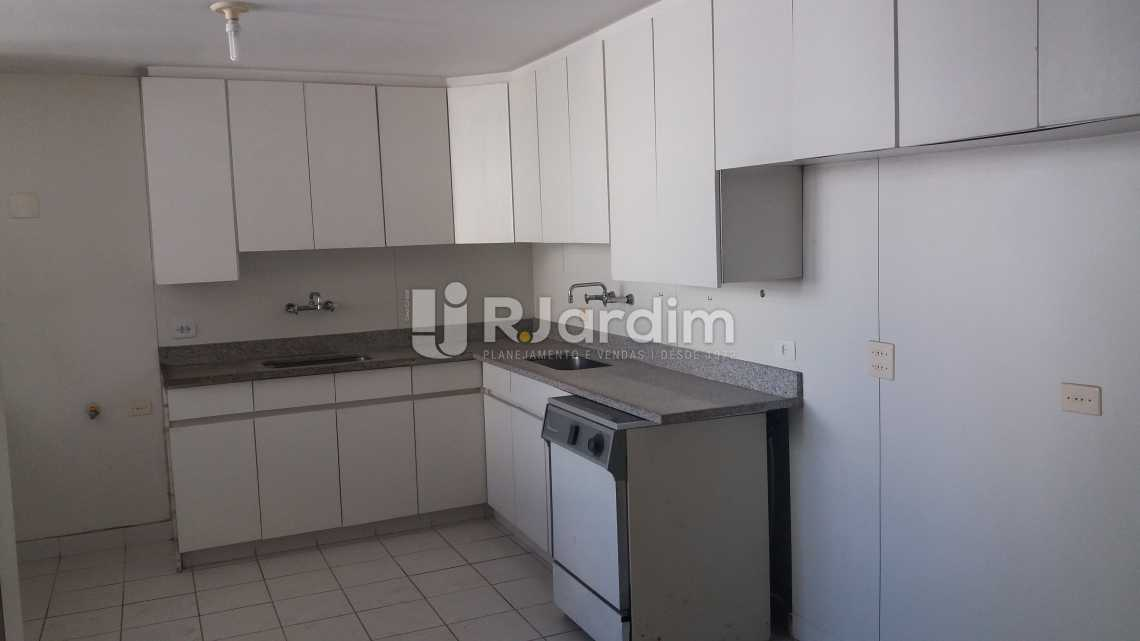 Cozinha - Apartamento à venda Rua Constante Ramos,Copacabana, Zona Sul,Rio de Janeiro - R$ 2.680.000 - LAAP40631 - 19