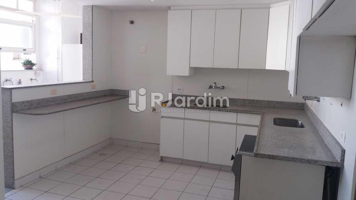 Cozinha - Apartamento à venda Rua Constante Ramos,Copacabana, Zona Sul,Rio de Janeiro - R$ 2.680.000 - LAAP40631 - 20