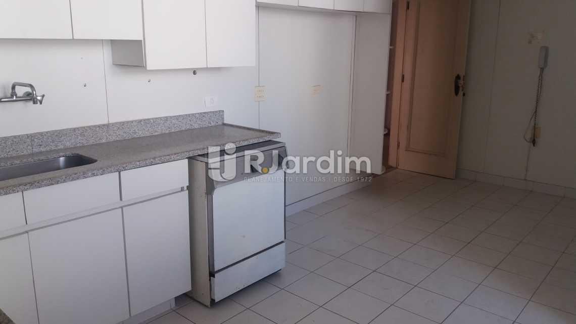 Cozinha - Apartamento à venda Rua Constante Ramos,Copacabana, Zona Sul,Rio de Janeiro - R$ 2.680.000 - LAAP40631 - 23